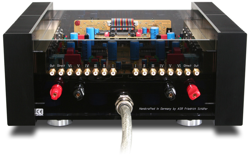 soundstage equipment review asr emitter i integrated amplifier 8 2010. Black Bedroom Furniture Sets. Home Design Ideas