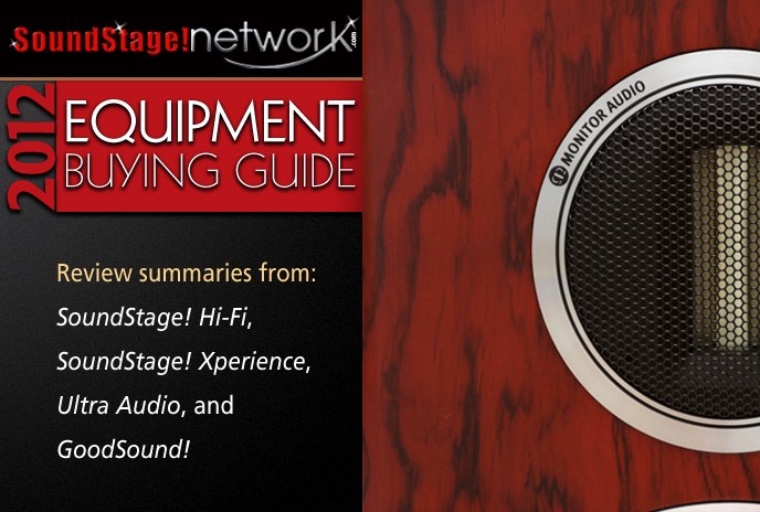 The 2012 SoundStage! Network Equipment Buying Guide