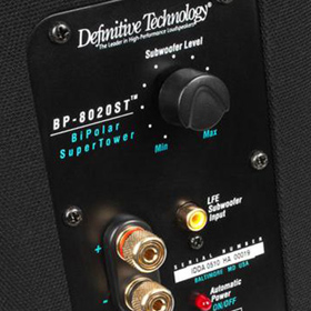 Definitive Technology BP-8020ST