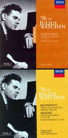 Beethoven Julius Katchen London Symphony Orchestra Pierino Gamba Piano Concertos Nos 2 4