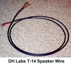 [DH LABS T-14 SPEAKER WIRE]