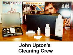 [ALL JOHN'S CLEANING STUFF]