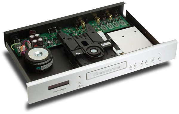 Soundstage equipment review bryston bcd 1 cd player 9 for Inside 2007 dvd