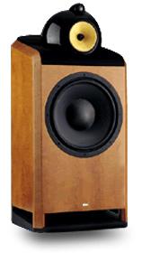 Soundstage Equipment Review B Amp W Nautilus 801