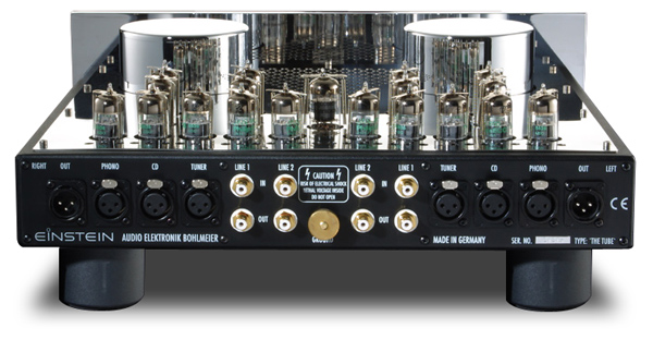 SoundStage! Equipment Review - Einstein The Tube Preamplifier (4/2006)