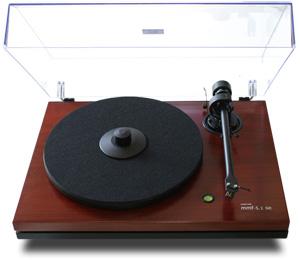 soundstage vinyl word music hall mmf 5 1se turntable 2 2008. Black Bedroom Furniture Sets. Home Design Ideas