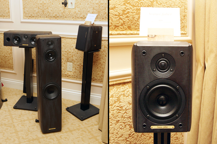 Sonus Faber Toy Tower + Toy Center